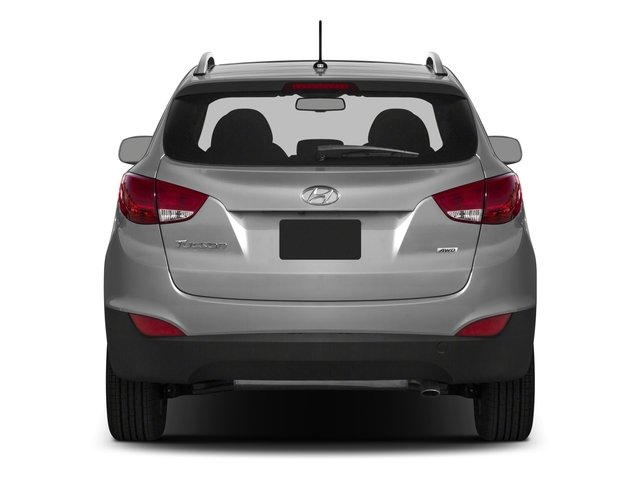 2015 Hyundai Tucson Pictures Tucson Utility 4D Limited AWD I4 photos rear view
