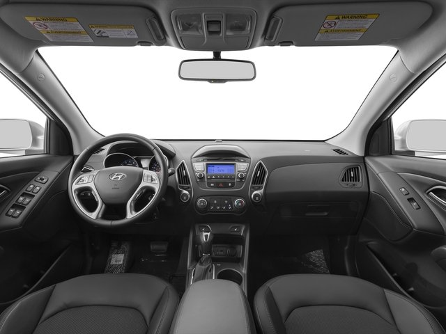 2015 Hyundai Tucson Pictures Tucson Utility 4D Limited AWD I4 photos full dashboard