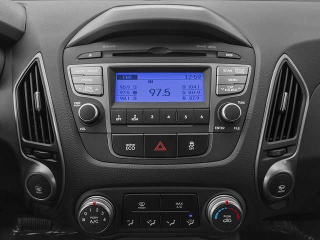 2015 Hyundai Tucson Pictures Tucson Utility 4D GLS 2WD I4 photos stereo system