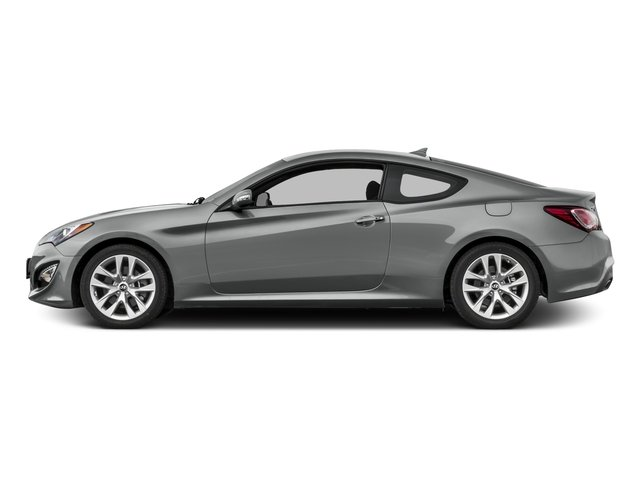 2015 Hyundai Genesis Coupe Prices and Values Coupe 2D R-Spec V6 side view