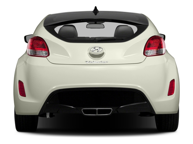 2015 Hyundai Veloster Pictures Veloster Coupe 3D I4 photos rear view