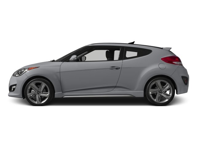 2015 Hyundai Veloster Pictures Veloster Coupe 3D I4 Turbo photos side view