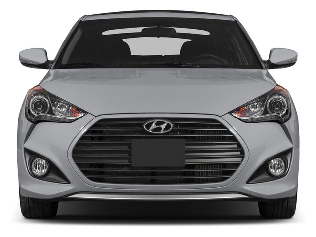 2015 Hyundai Veloster Prices and Values Coupe 3D I4 Turbo front view