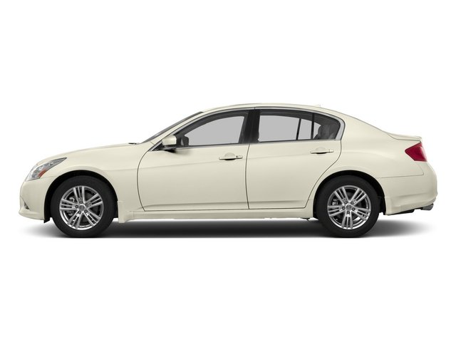 2015 INFINITI Q40 Prices and Values Sedan 4D AWD V6 side view