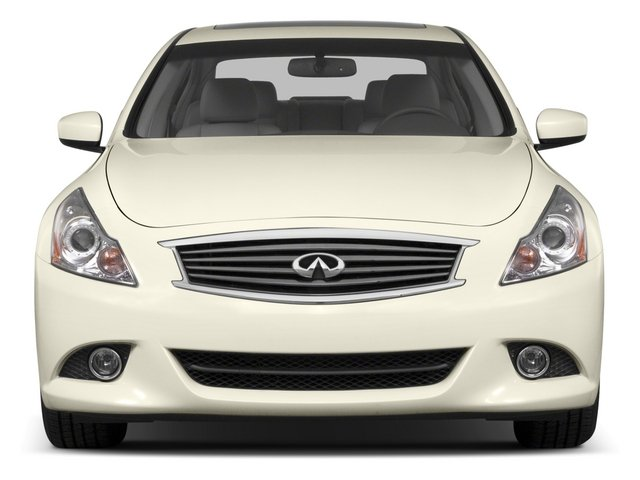 2015 INFINITI Q40 Prices and Values Sedan 4D AWD V6 front view