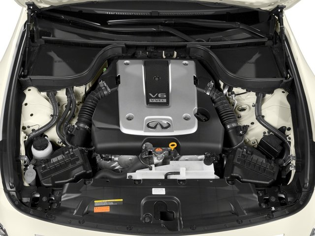 2015 INFINITI Q40 Pictures Q40 Sedan 4D AWD V6 photos engine
