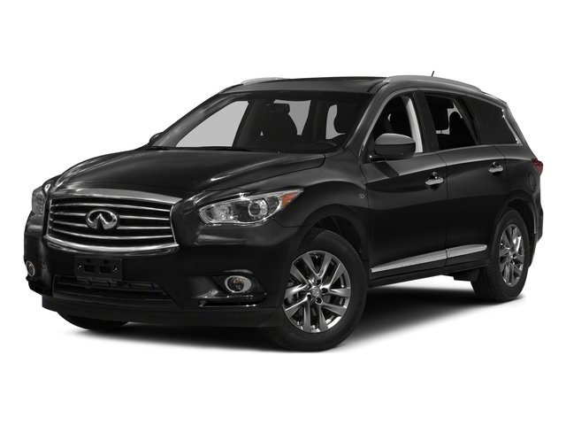 2015 INFINITI QX60 Prices and Values Utility 4D 2WD V6 side front view
