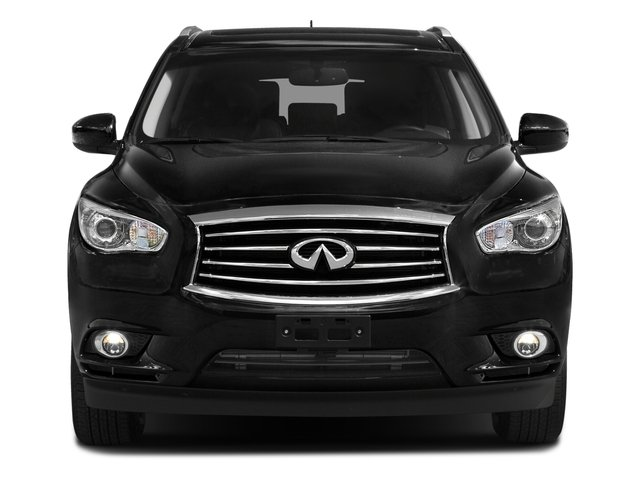 2015 INFINITI QX60 Prices and Values Utility 4D 2WD V6 front view