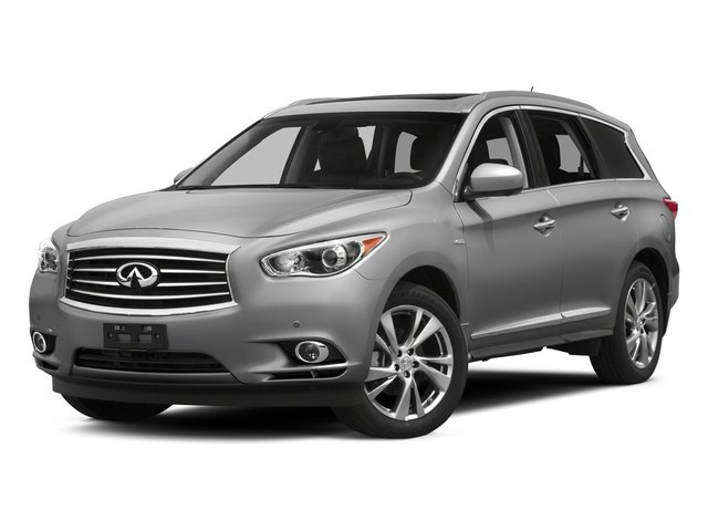2015 INFINITI QX60 Prices and Values Utility 4D Hybrid 2WD I4 side front view