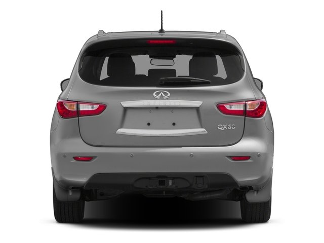 2015 INFINITI QX60 Prices and Values Utility 4D Hybrid 2WD I4 rear view