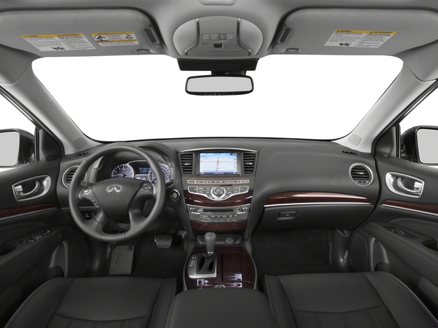 2015 INFINITI QX60 Prices and Values Utility 4D Hybrid 2WD I4 full dashboard