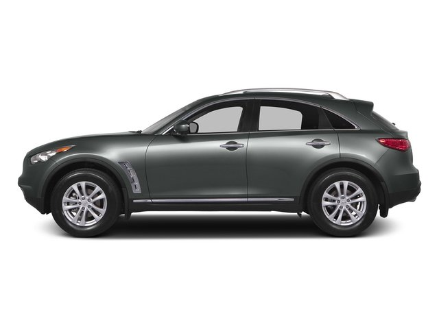 2015 INFINITI QX70 Prices and Values Utility 4D AWD V6 side view