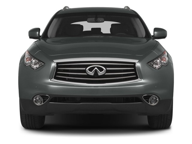 2015 INFINITI QX70 Prices and Values Utility 4D AWD V6 front view