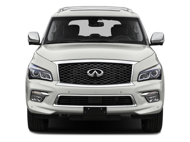 2015 INFINITI QX80 Prices and Values Utility 4D Limited AWD V8 front view