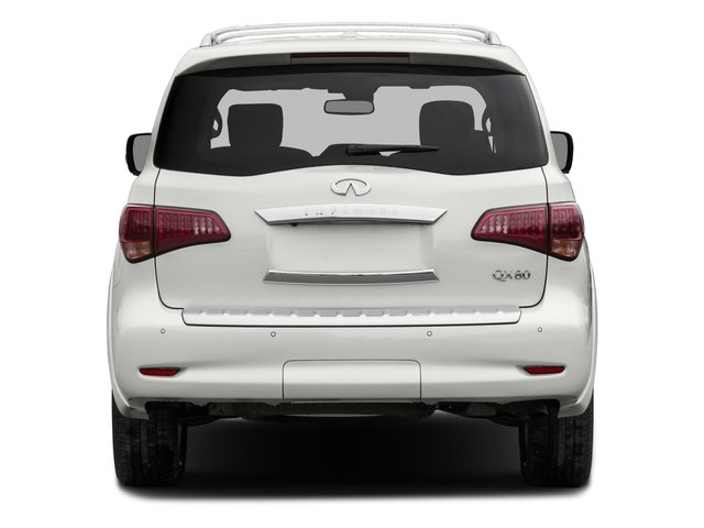 2015 INFINITI QX80 Prices and Values Utility 4D Limited AWD V8 rear view