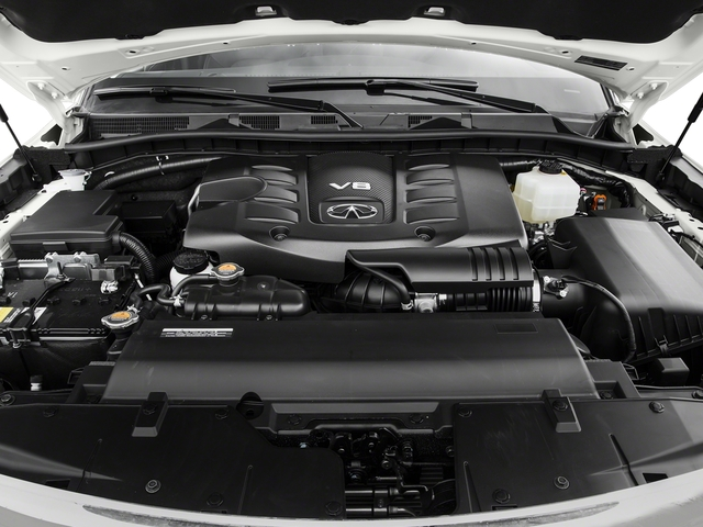 2015 INFINITI QX80 Prices and Values Utility 4D Limited AWD V8 engine