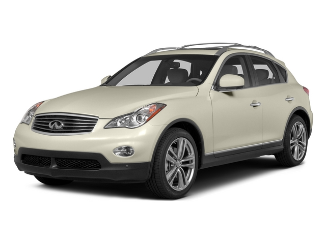 2015 INFINITI QX50 Prices and Values Utility 4D AWD V6 side front view