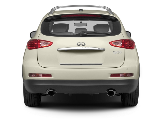 2015 INFINITI QX50 Prices and Values Utility 4D AWD V6 rear view