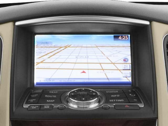 2015 INFINITI QX50 Prices and Values Utility 4D AWD V6 navigation system
