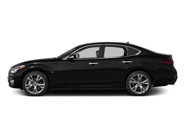 2015 INFINITI Q70 Prices and Values Sedan 4D V6 side view