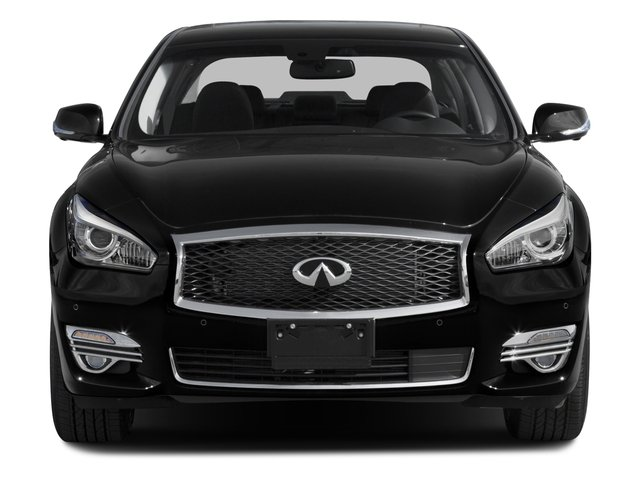 2015 INFINITI Q70 Prices and Values Sedan 4D V6 front view