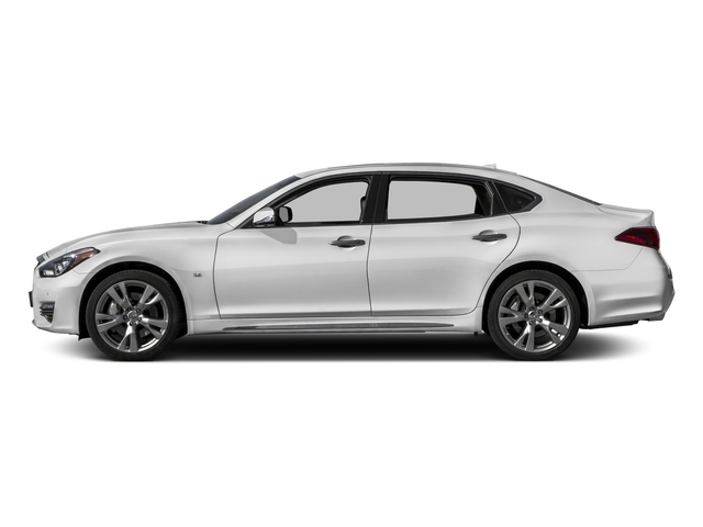 2015 INFINITI Q70L Prices and Values Sedan 4D LWB AWD V6 side view