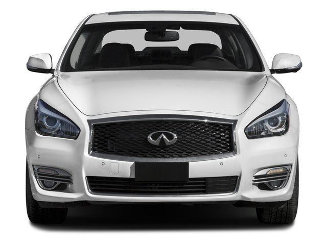 2015 INFINITI Q70L Prices and Values Sedan 4D LWB AWD V8 front view