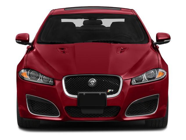 2015 Jaguar XF Prices and Values Sedan 4D XFR V8 Supercharged front view