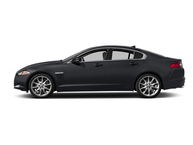 2015 Jaguar XF Pictures XF Sedan 4D Portfolio V6 Supercharged photos side view