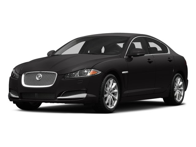2015 Jaguar XF Pictures XF Sedan 4D V8 Supercharged photos side front view