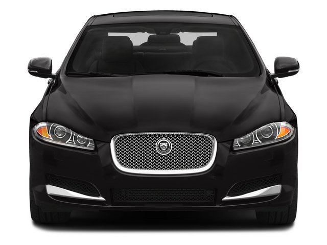 2015 Jaguar XF Prices and Values Sedan 4D V8 Supercharged front view
