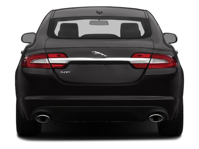 2015 Jaguar XF Prices and Values Sedan 4D V8 Supercharged rear view