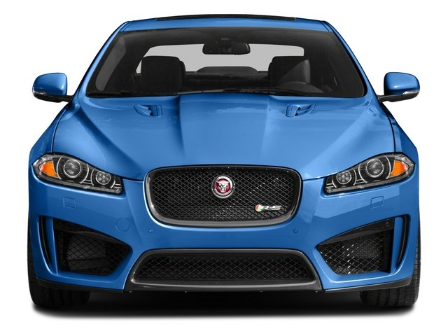 2015 Jaguar XF Prices and Values Sedan 4D XFR-S V8 Supercharged front view