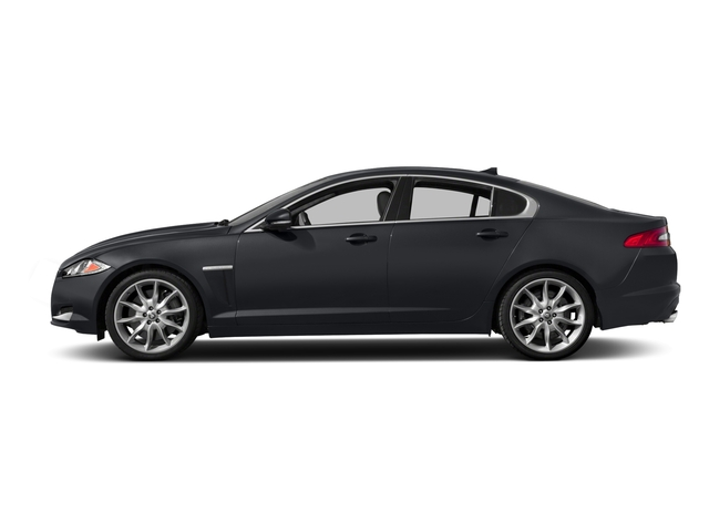 2015 Jaguar XF Pictures XF Sedan 4D Sport V6 Supercharged photos side view