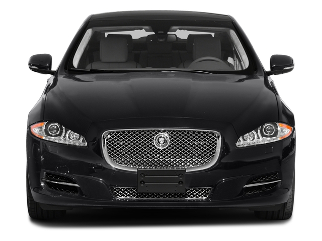 2015 Jaguar XJ Prices and Values Sedan 4D XJR V8 Supercharged front view