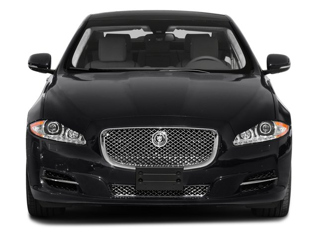 2015 Jaguar XJ Prices and Values Sedan 4D AWD V6 front view