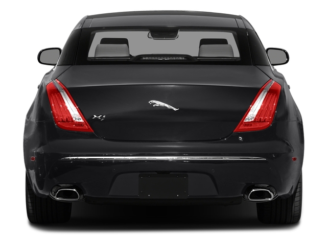 2015 Jaguar XJ Prices and Values Sedan 4D XJR V8 Supercharged rear view
