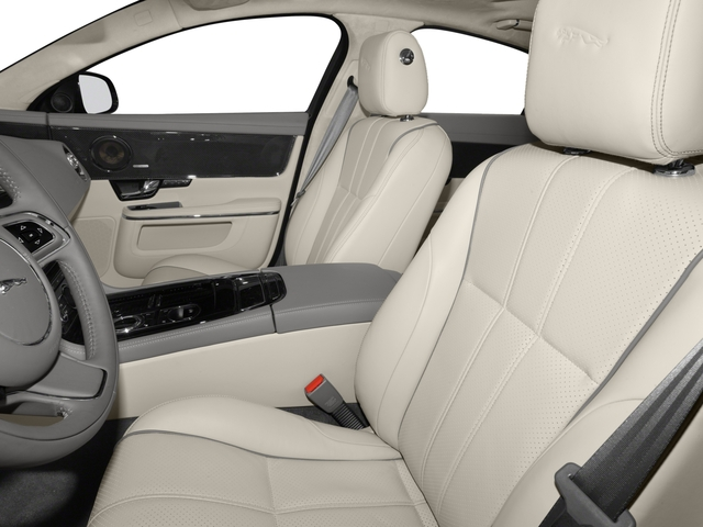 2015 Jaguar XJ Pictures XJ Sedan 4D V6 photos front seat interior