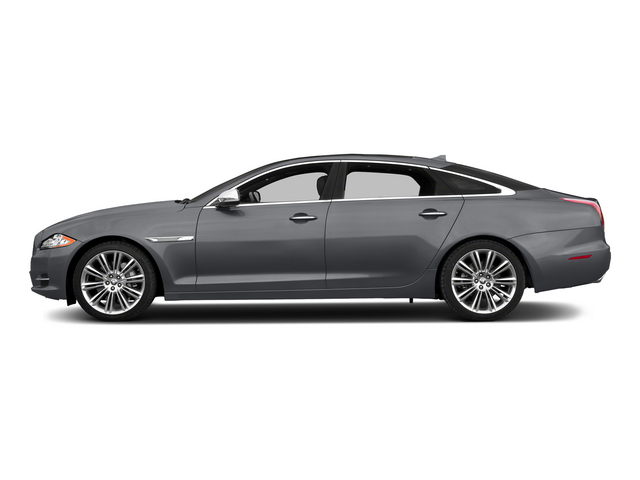 2015 Jaguar XJ Prices and Values Sedan 4D V8 Supercharged side view