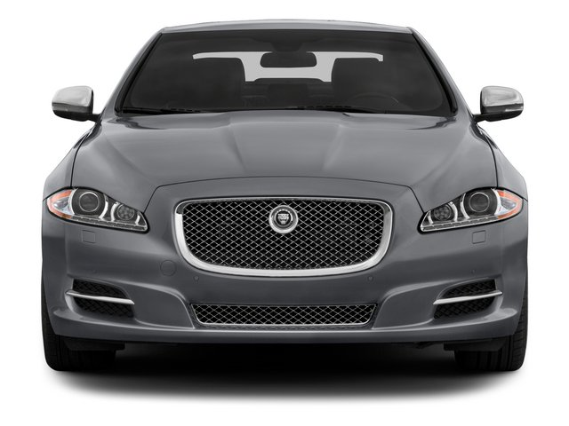 2015 Jaguar XJ Prices and Values Sedan 4D V8 Supercharged front view