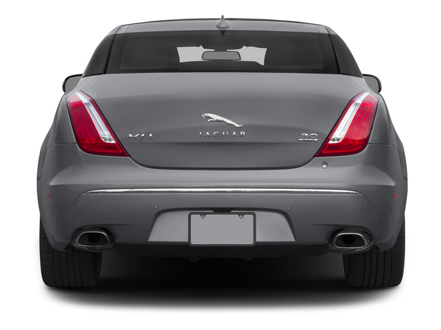 2015 Jaguar XJ Prices and Values Sedan 4D V8 Supercharged rear view