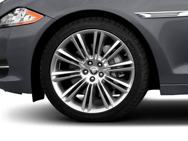 2015 Jaguar XJ Prices and Values Sedan 4D V8 Supercharged wheel