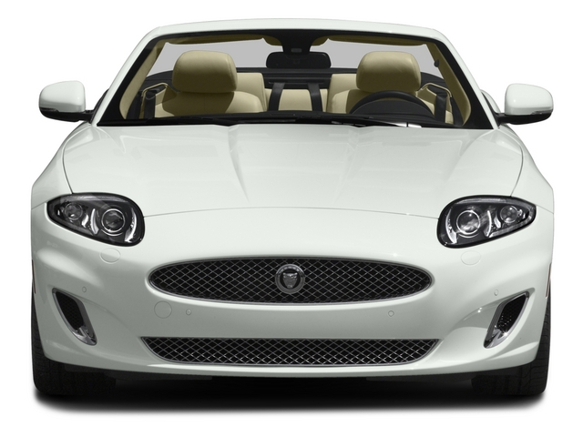 2015 Jaguar XK Prices and Values Convertible 2D V8 front view