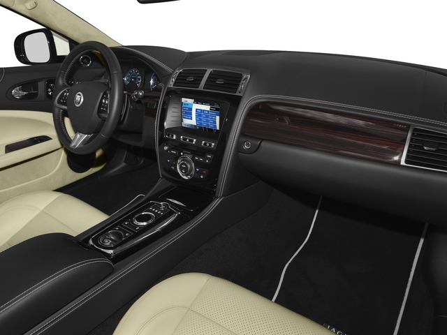 2015 Jaguar XK Prices and Values Convertible 2D V8 passenger's dashboard