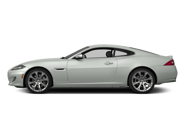 2015 Jaguar XK Prices and Values Coupe 2D V8 side view