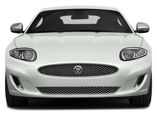 2015 Jaguar XK Prices and Values Coupe 2D V8 front view