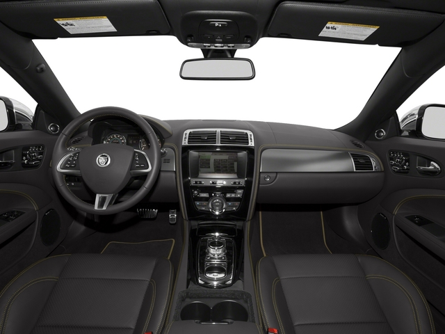 2015 Jaguar XK Prices and Values Coupe 2D V8 full dashboard