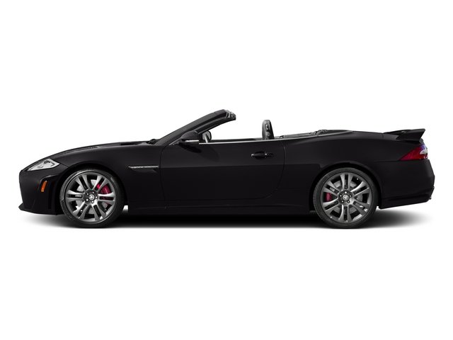 2015 Jaguar XK Prices and Values Convertible 2D XKR-S V8 Supercharged side view