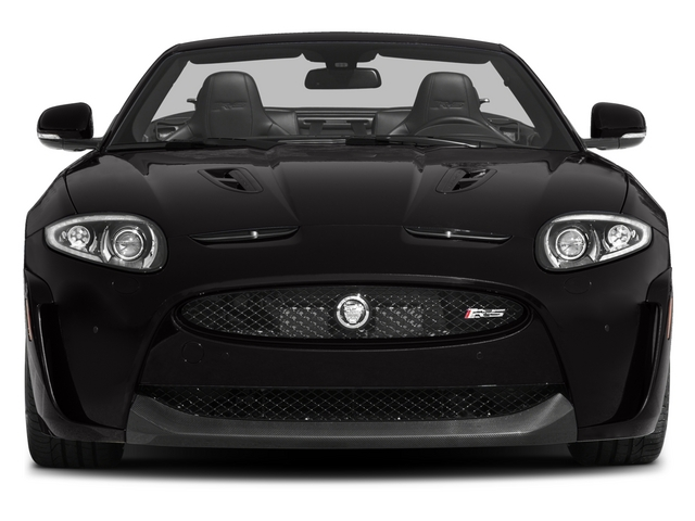 2015 Jaguar XK Prices and Values Convertible 2D XKR-S V8 Supercharged front view