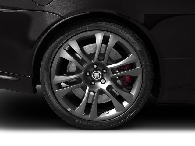 2015 Jaguar XK Prices and Values Convertible 2D XKR-S V8 Supercharged wheel